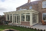 Orangery Extension Fishwick Mains Paxton